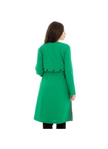 Modailgi Tunik Yeşil